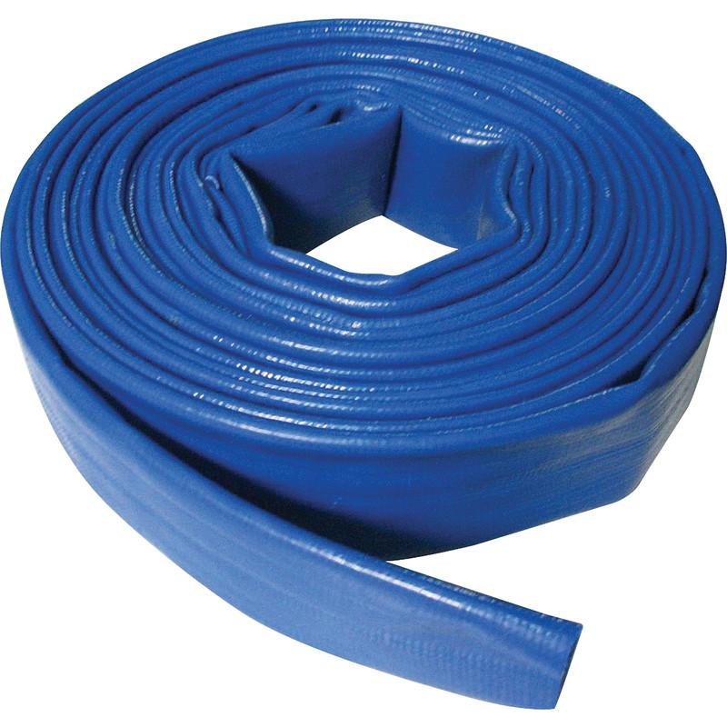 tuyau de refoulement bleu